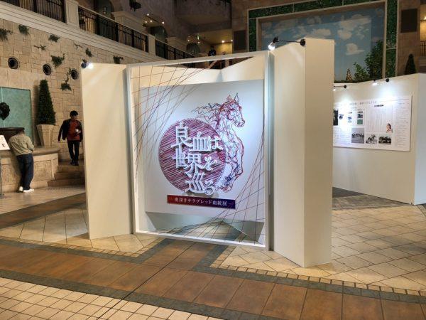 文化イベント「良血は世界を巡る」